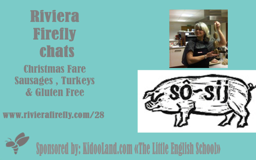 28: Anglo Christmas dinner Sausages turkey gluten free vegetarian