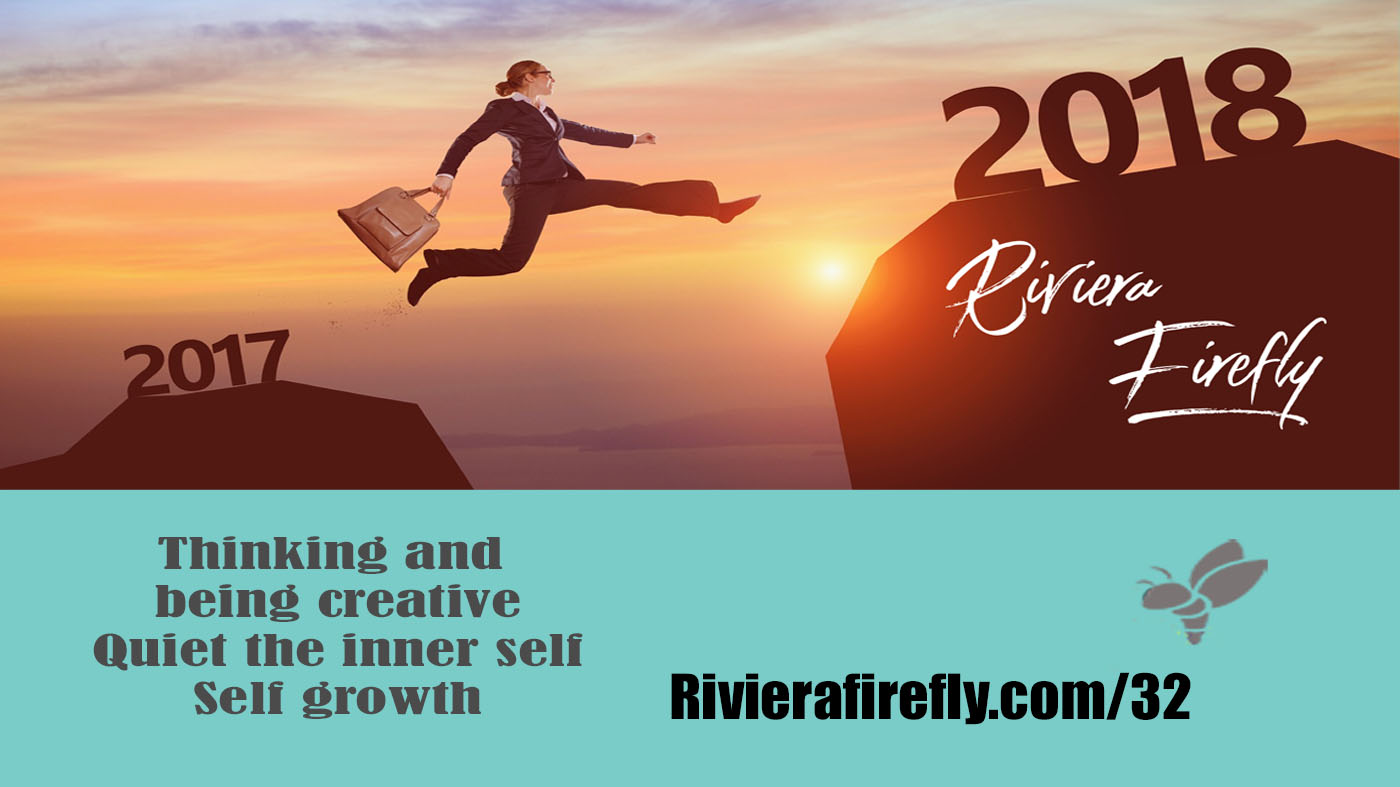 32: Make this year count: Creativity, Environment,  Thoughtful Eating