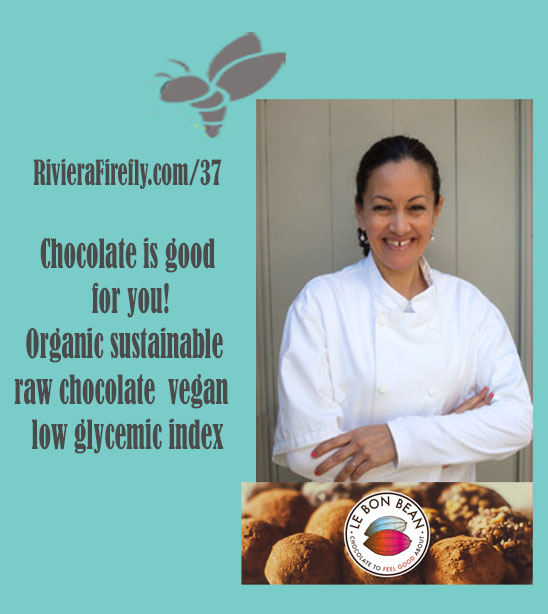 37: Chocolate superfood Grasse artisan shares her story