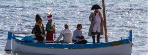 Napolean lands vallauris