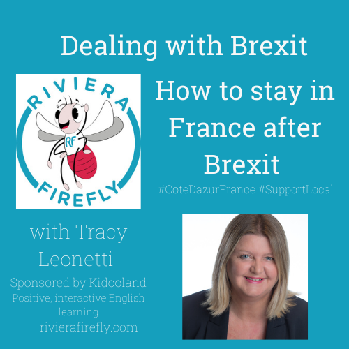 Brexit transition paperwork  France |Organise