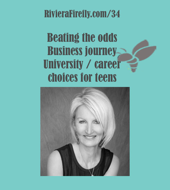 34: How Grit and resilience can change your odds educational consultant Dorothy Foster shares career and university guidance tips.