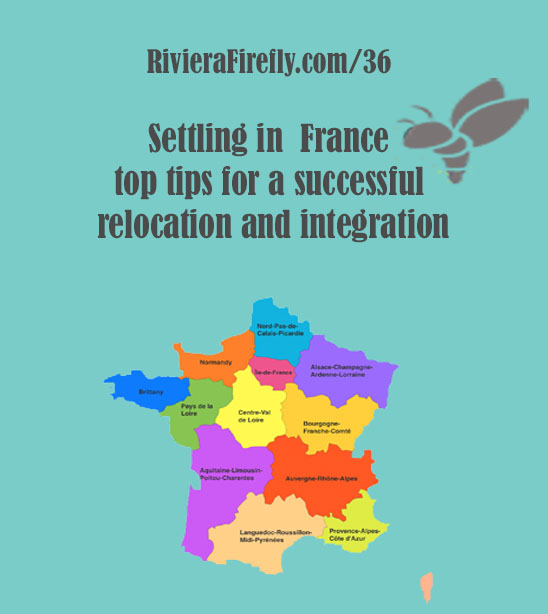 36: Top Tips Settling in and living in France (Part 2) avoid culture shock