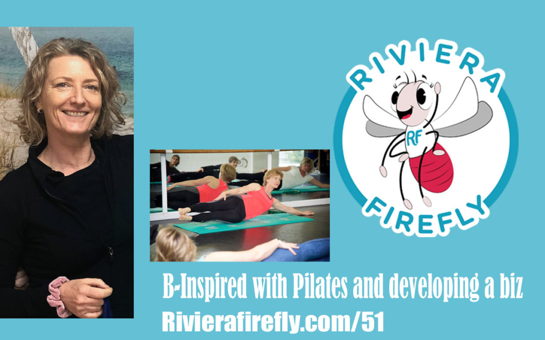 51: Be Inspired set up a business in South of France – Pilates