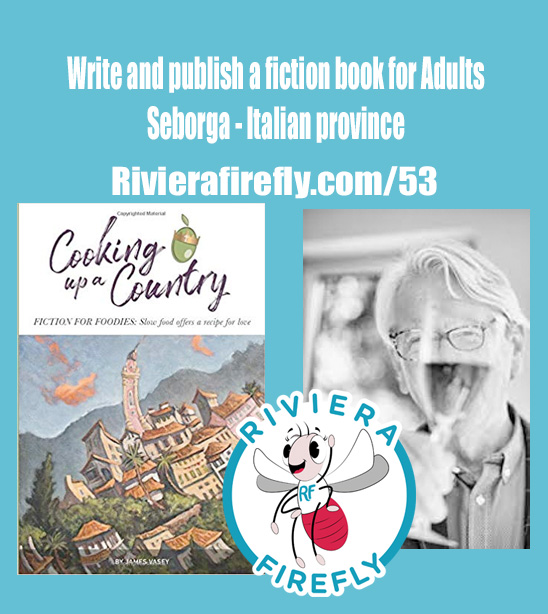 53: Writing & publishing a fiction book for Adults
