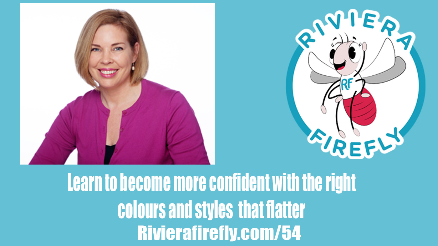 54: Increase your confidence with the right colours and styles that flatter