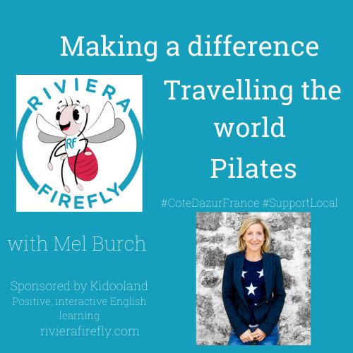 Pilates | World travels | Nutrition | Mel Burch