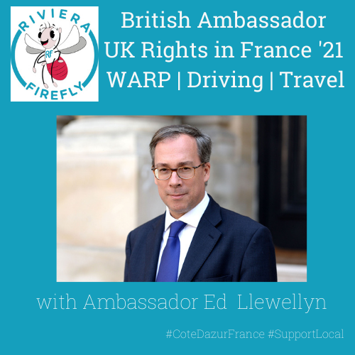UK Rights in France '21  WARP | Driving Licences| Travel Issues