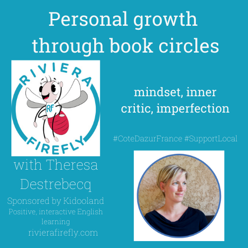 Personal growth through books, managing the inner critic, limiting beliefs and mindset